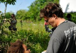 Beasts of the Southern Wild - Hushpuppy (QUVENZHAN� WALLIS) ...