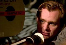 Christopher Nolan bei 'Batman Begins'