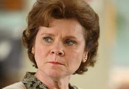 Imelda Staunton als Margaret. in 'Freedom Writers'.