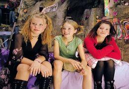 Die drei Hexen-Freundinnen Bibi (Sidonie von Krosigk); ...