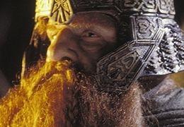 Gimli (John Rhys-Davies)  2003 New Line Productions,...erved.