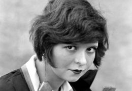 Clara Bow in den 1920ern