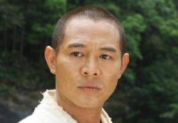 Der schweigende M�nch (Jet Li) und Lu Yan (Jackie Chan)