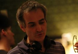 Carlos - Der Schakal - Regisseur Olivier Assayas (links) im ...