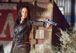 Blair Williams (MOON BLOODGOOD) in TERMINATOR - DIE...�SUNG