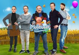 Mullewapp - Eine sch�ne Schweinerei - Die Sprecher zu...holz)