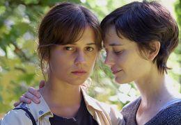 Euphoria - Alicia Vikander als Ines  und Eva Green...