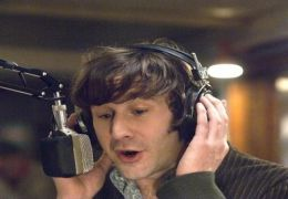 Chris O'Dowd in 'Radio Rock Revolution'