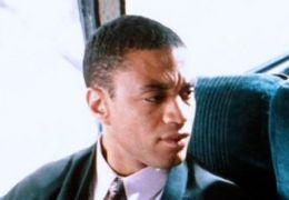 Harry Lennix und Isaiah Washington in 'Get on the Bus'