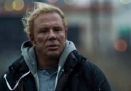 The Wrestler Randy 'The Ram' Robinson (Mickey Rourke)