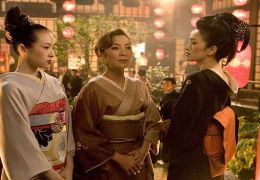 Ziyi Zhang, Michelle Yeoh und Gong Li  2005 Warner.... Ent.