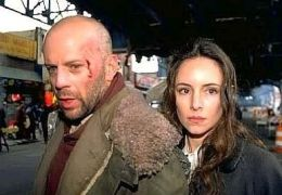Bruce Willis und Madeleine Stowe in 'Twelve Monkeys'