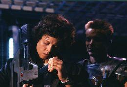 Aliens - Die Rückkehr - Sigourney Weaver und Michael Biehn
