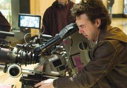 Shawn Levy bei den Dreharbeiten zu 'Nachts im Museum'