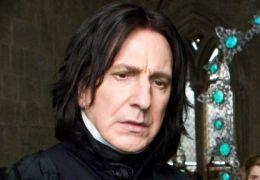 Alan Rickman in Harry Potter und der Halbblutprinz