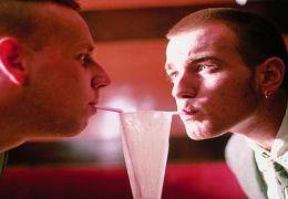 Ewen Bremner und Ewan McGregor in 'Trainspotting -...elden'