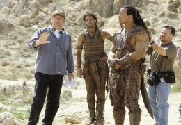 The Scorpion King - Chuck Russell, Grant Heslov,...hnson