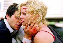 Karen und Will (Charlize Theron, Stuart Townsend) -...Angst