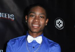 Power Rangers - RJ Cyler (Billy, Blue Ranger) auf der...iego.