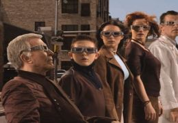 Antonio Banderas, Ricardo Montalban, Carla Gugino,...n 3D'