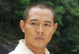 Der schweigende Mönch (Jet Li) und Lu Yan (Jackie Chan)