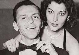 Ava Gardner mit Frank Sinatra