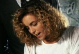 Greta Scacchi in The Player