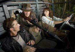 Indiana Jones und das Königreich des Kristallschädels...Allen