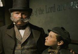 Edward Hardwicke (Mr. Brownlow), Barney Clark  TOBIS Film