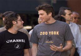 Jon Abrahams und Bryan GreenbergCouchgeflüster  TOBIS Film