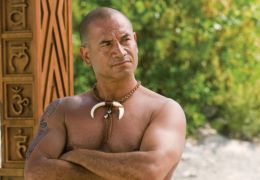 TEMUERA MORRISON stars as Eden West's right- hand...sive'