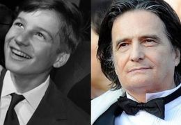 Jean Pierre Leaud in Cannes 1959 und heute