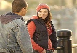 Santiago Munez (Kuno Becker) und seine Freundin Roz...nowelt