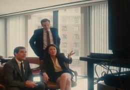 SCOTT BAKULA, ANN CUZAK und JOEL MCHALE in 'Der Informant!'