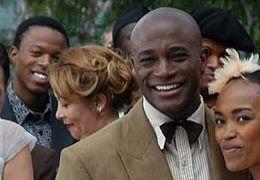 Henry (Taye Diggs) bei der Jubiläumsfeier für DRUM...nowelt