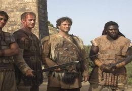 Rupert Friend, Owen Teale, Colin Firth und Nonso...gion'