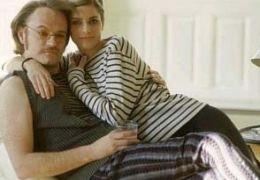 Jared Harris und Amanda Peet in 'Igby'