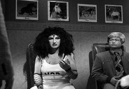 Hürryet Lachmann (Ades Zabel) und Wunibald Glücklos...Mfilms