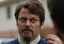 Smashed - Nick Offerman ('Mr. Davies')