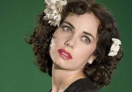 Mia Kirshner in 'Black Dahlia'