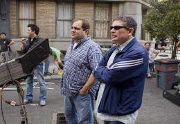 Regisseur Craig Mazin und Produzent David Zucker am...OVIE.