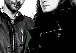 Das kreative Team: Marjane Satrapi und Vincent Paronnaud
