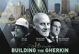 Building The Gherkin - Norman Foster baut in London