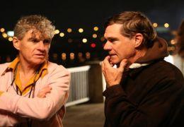 Kasmeramann Christopher Doyle und Regisseur Gus van...Park