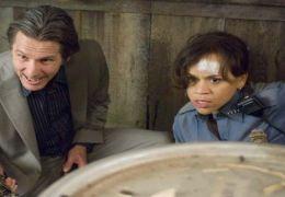 Gary Cole und Rosie Perez in 'Ananas Express'