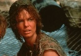 Waterworld - Tina Majorino, Jeanne Tripplehorn