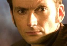 David Tennant als 'Doctor 'Who'