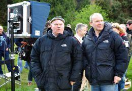 Bel Ami - Die Regisseure Declan Donnellan und Nick...m Set