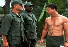 Forrest Gump - Tom Hanks, Gary Sinise und Mykelti...amson