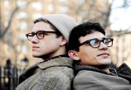 James Franco stars as Allen Ginsberg and Aaron Tveit...2010)